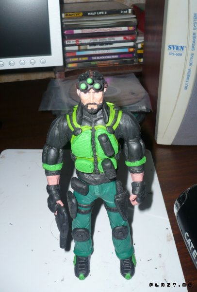 Sam Fisher Splinter Cell