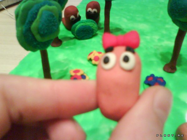 "�������� ����� ""The story of Worm love"""