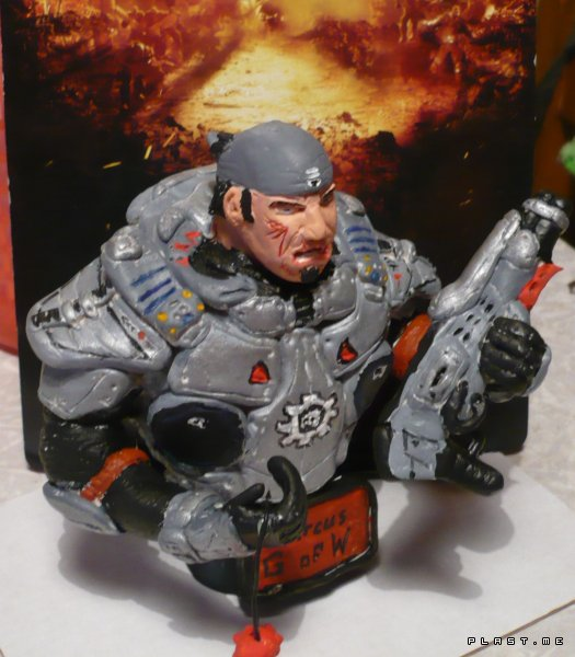 Marcus FENIX BACK in your hole !!!!!!