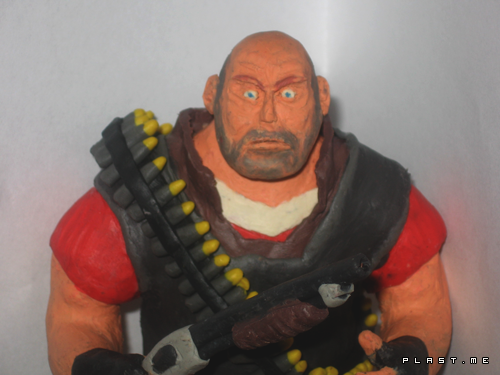 Team Fortress 2 (Heavy)