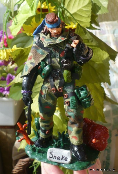 РЕЛИЗ Solid Snake another KAMU