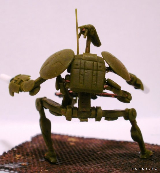 Battle Droid  (concept-art)