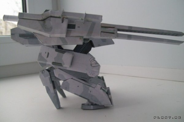 Т-800;Metal Gear Rex. Дуэль #2