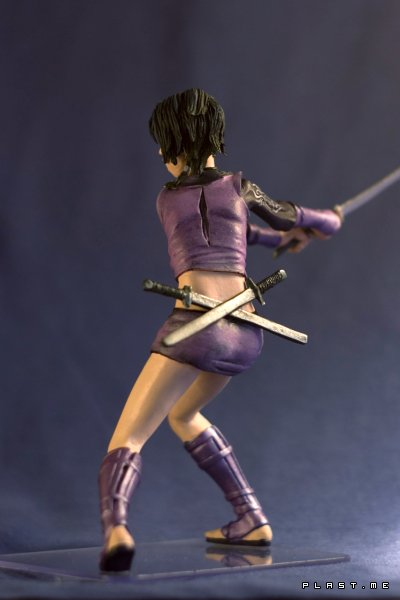 Tenchu: Shadow Assassins - Аяме