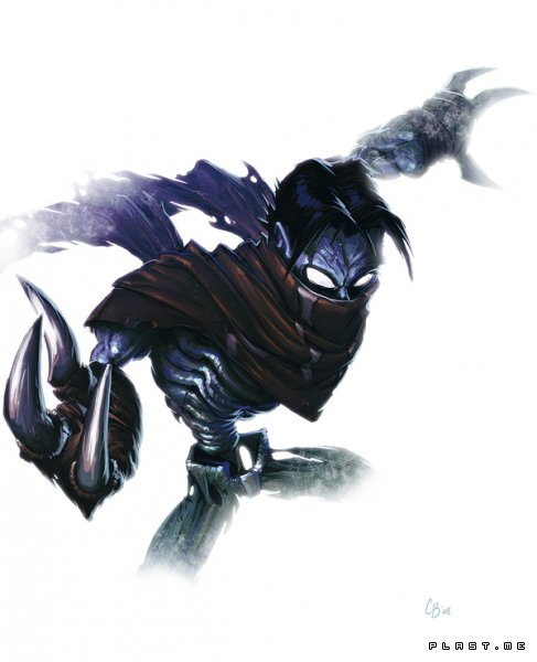 Legacy of Kain Soul Reaver RAZIEL model