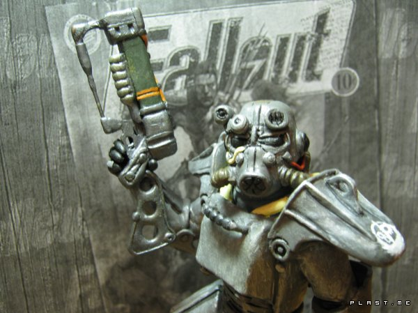 "Power armor ""T-45d"""