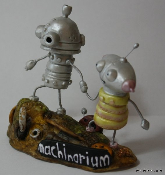 ������� ���������� (Machinarium)