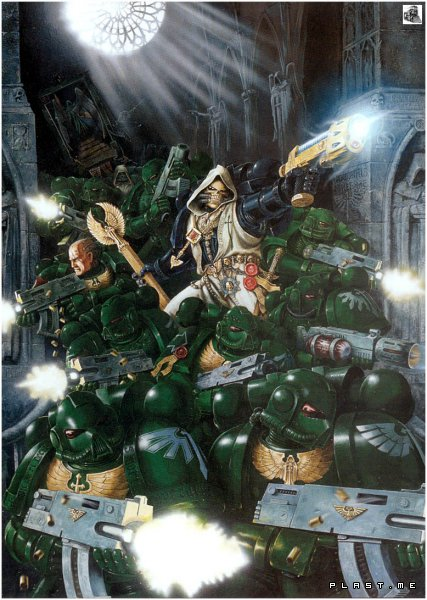 warhammer 40.000 dark angels