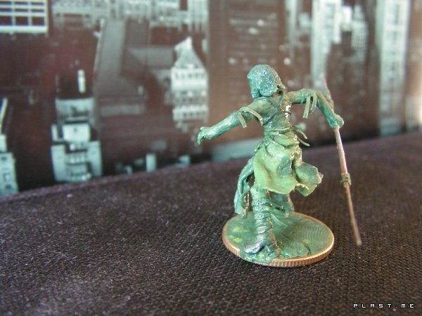 Miniatures 28 mm : sister of mercy