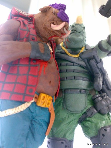 Bebop & Rocksteady