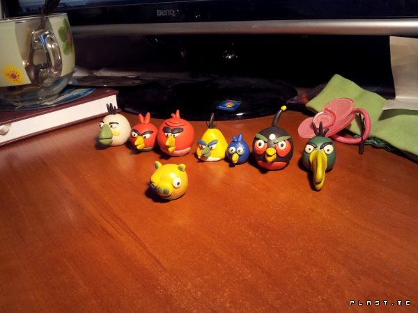Angry Birds � ����������.