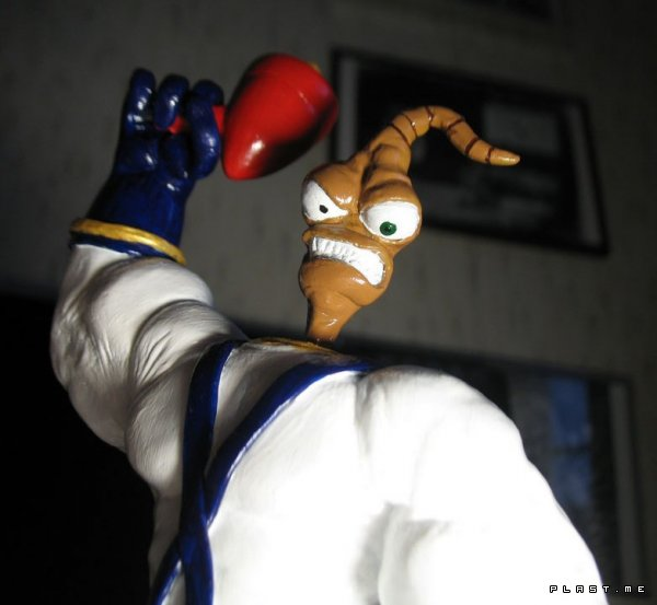 earthworm jim (color)