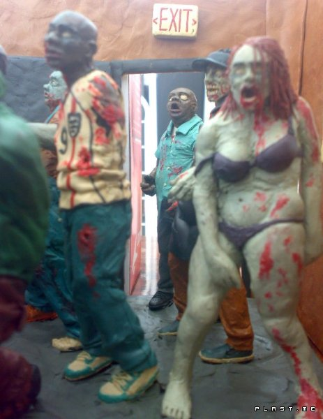 Bad Situation (ZOMBIE)
