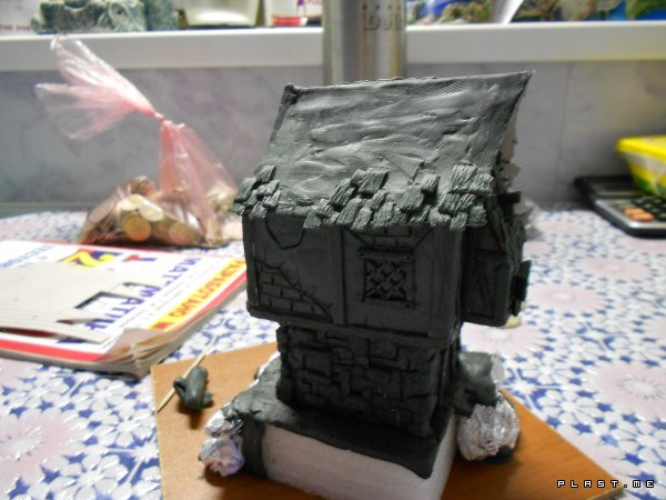 WORK IN PROCESS #1.Merchant`s House