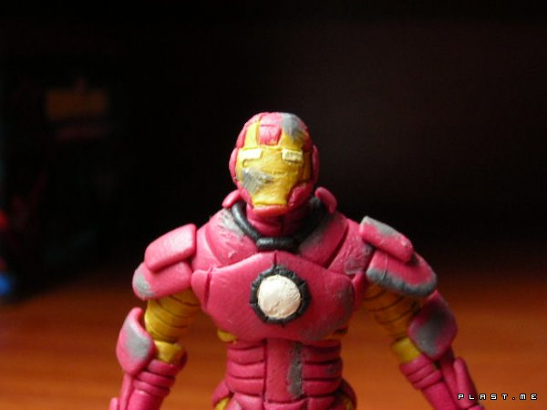 Iron Man mark 2