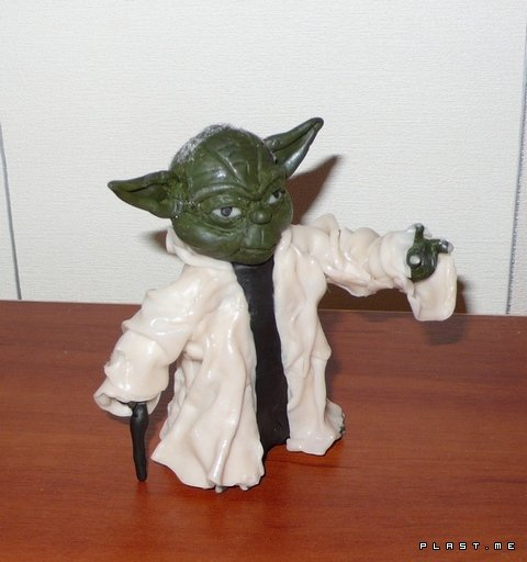 Star Wars. Magistr Yoda.
