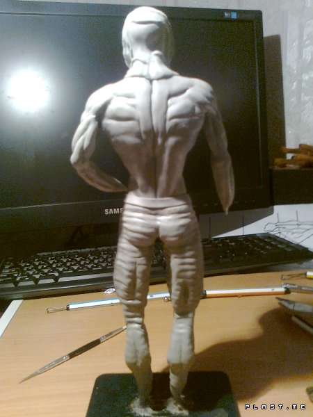 ��� ������ ������� �� Super Sculpey Firm