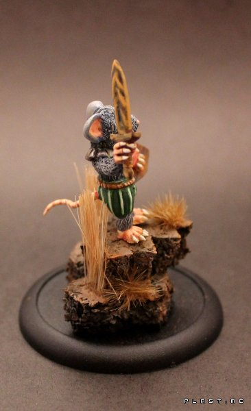 Mouse Guard 28mm