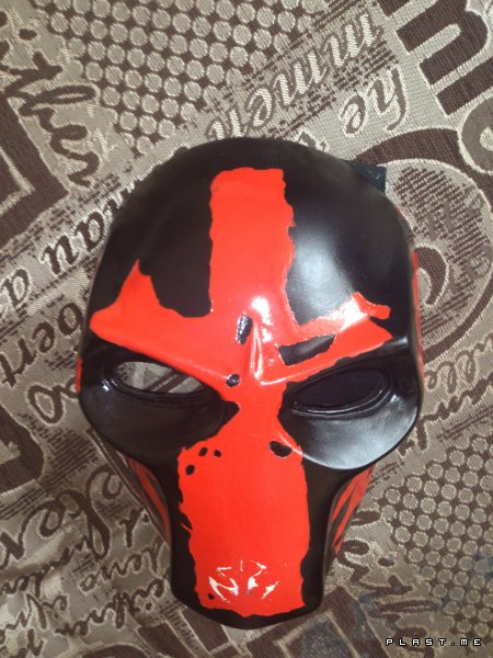 Army Of Two Mask