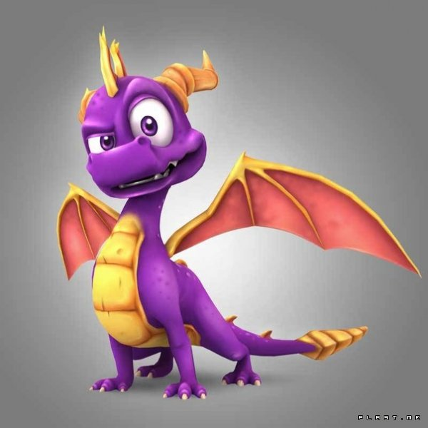 Spyro the Dragon (Дракончик Спайро)