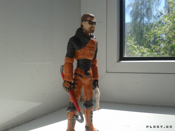 Half Life 1 - Gordon Freeman h.e.v. №4