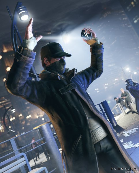 Watch Dogs и Murdered: Soul Suspect