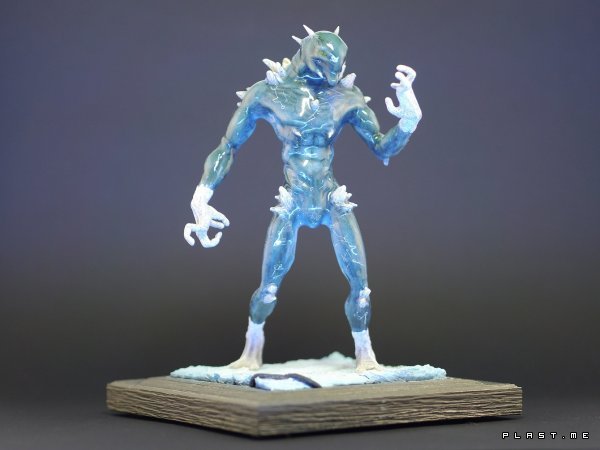 Killer Instinct: Glacius