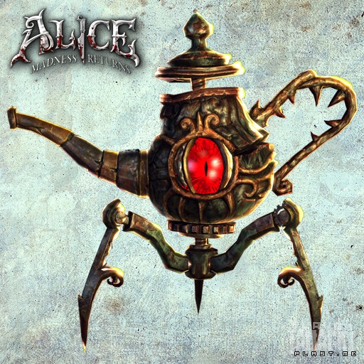 Alice Madness Returns | Eyepot