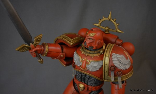 Blood Angels. (Warhammer 40k)