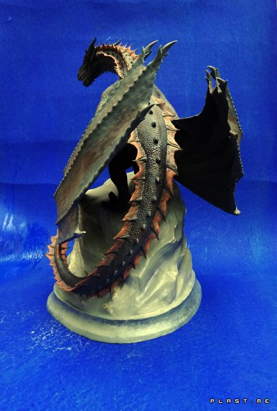 Game of thrones  Sculpture Dragon