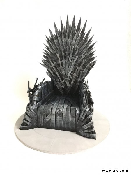 Iron Throne 1/6